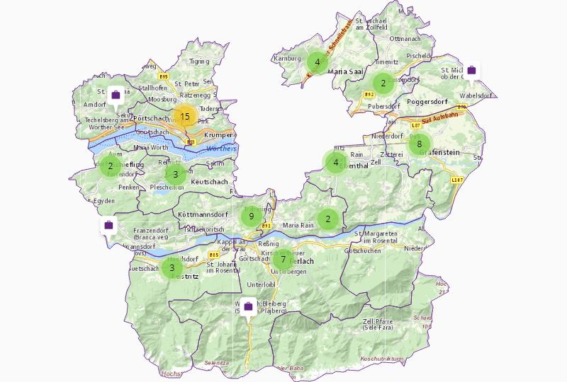 Food & indulgence in Klagenfurt County
