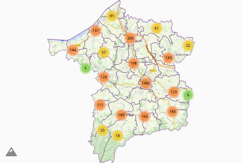 Companies in Ried in the Innkreis