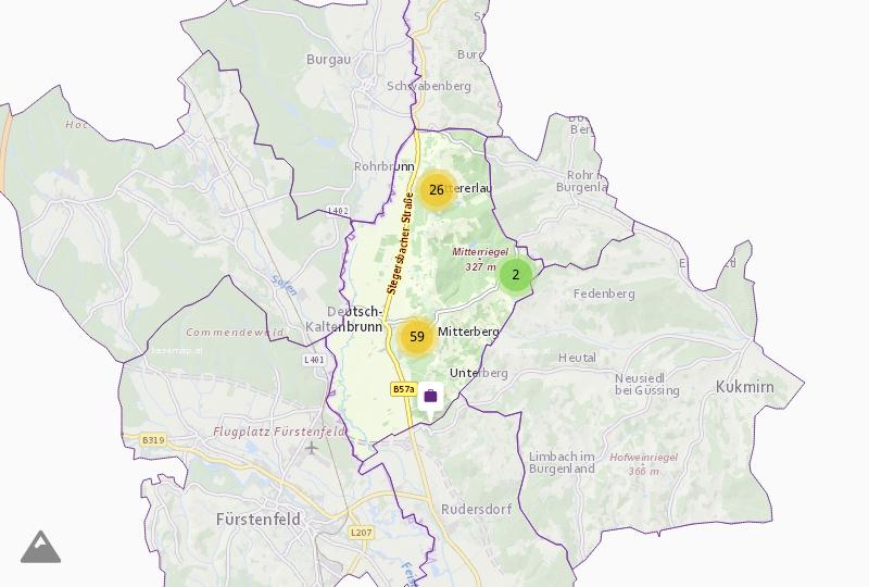 Companies in Deutsch Kaltenbrunn