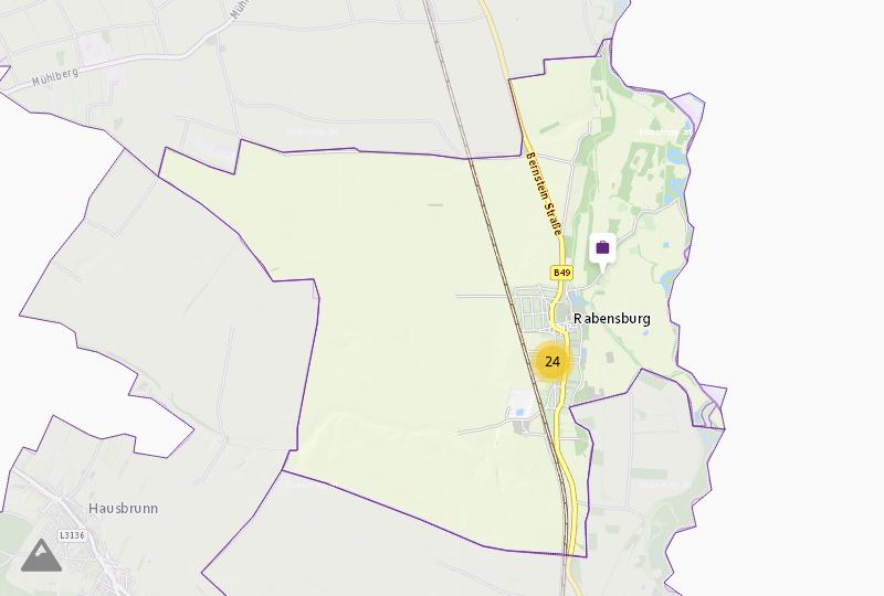 Companies in Rabensburg