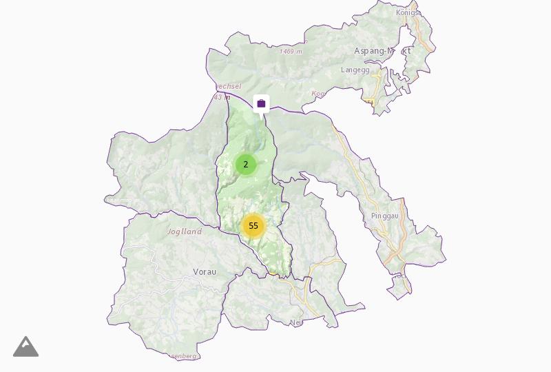 Companies in Sankt Lorenzen am Wechsel