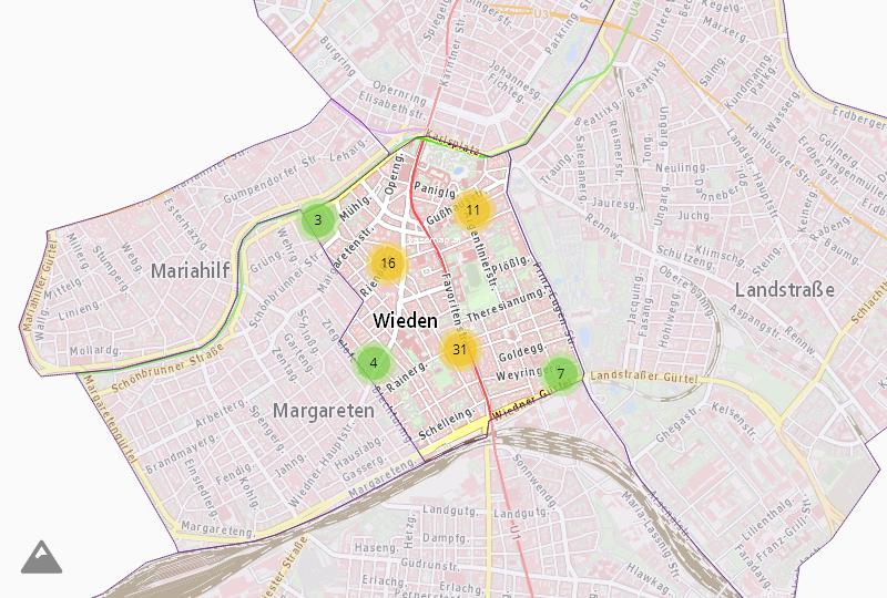 Здравоохранение и социальные вопросы в Wien  4.,Wieden
