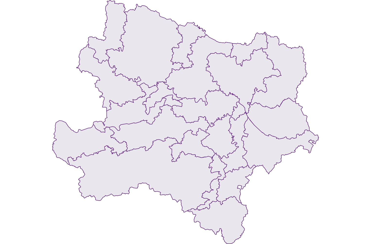 Lower Austria - Federal State - Austria - Geography, business and economics, statistics | Similio