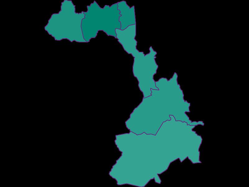 Прирост населения за 1869-2018   бассейн Халлайна