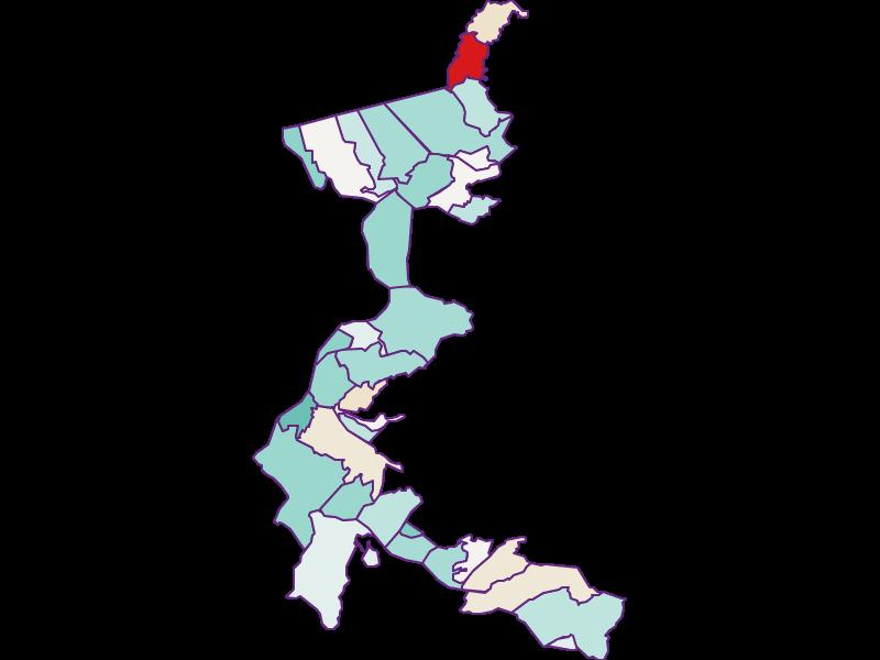 Прирост населения за 2011-2018   Лейблахталь, долина Рейна - Валгау