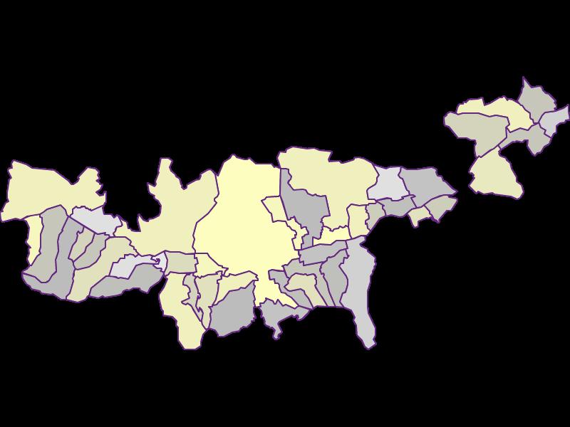 Фермеры (сравнение по Фед. землям) в Mittleres Inntal