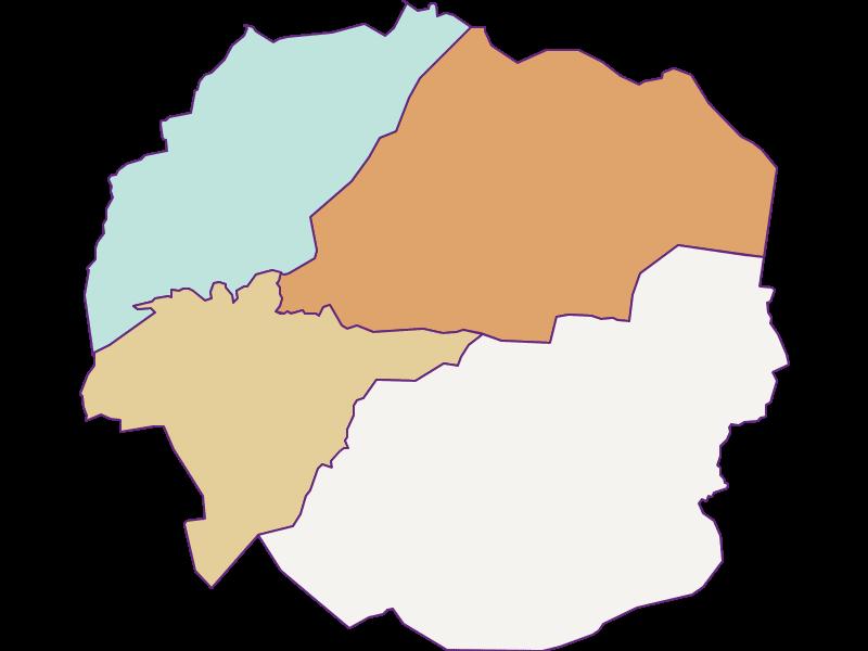 Прирост населения за 2011-2018 | Штирийский Зальцкаммергут