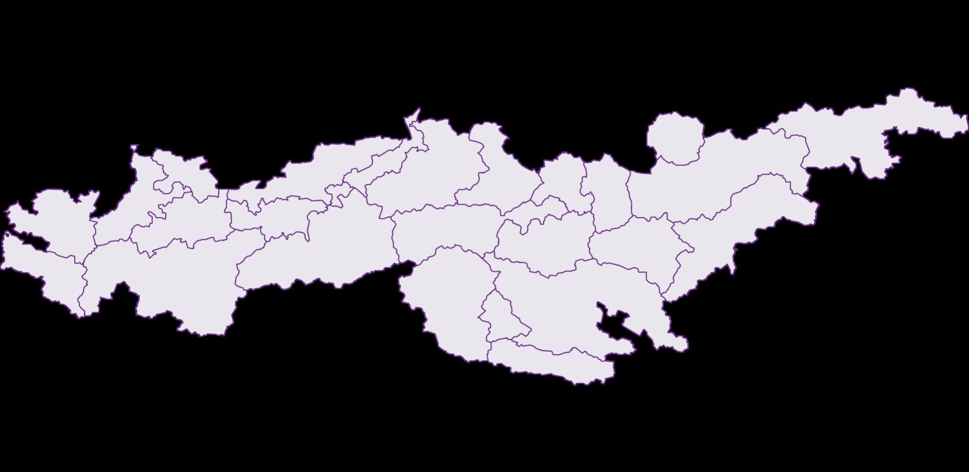 Hochalpen - Österreich - Geographie, Wirtschaftskunde, Statistik | Similio