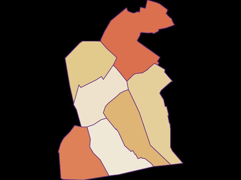 Прирост населения за 1900-2018   Зеенвинкель