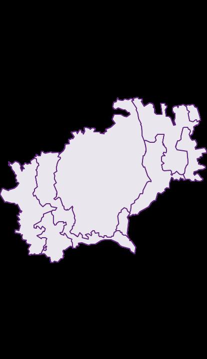 Südöstliches Flach- und Hügelland
