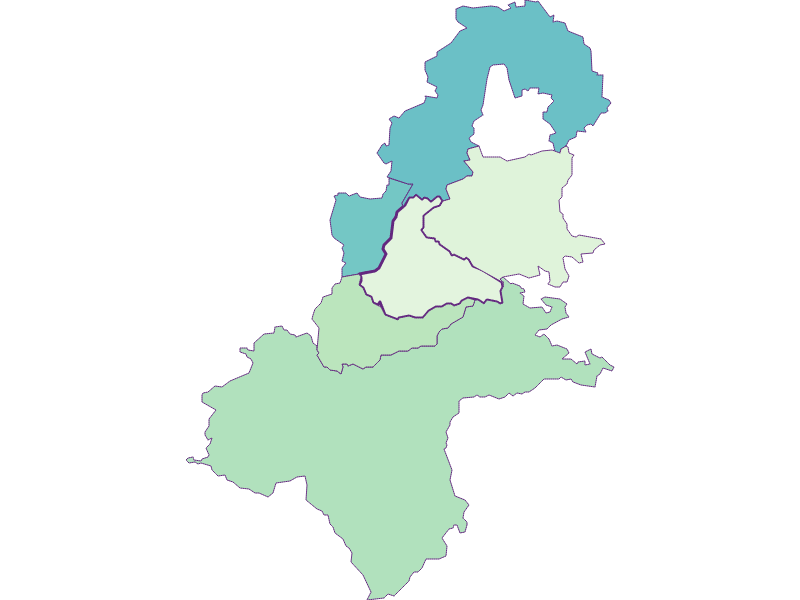 Share of foreigners in Allhartsberg