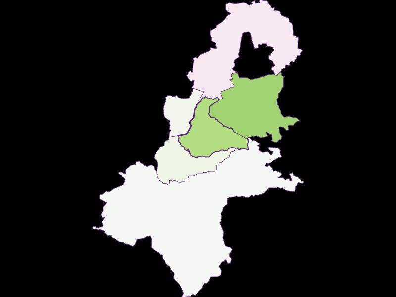 Settlement in Allhartsberg