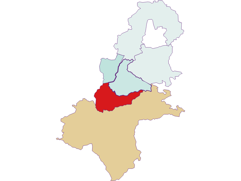 Population development since 2011 in Allhartsberg