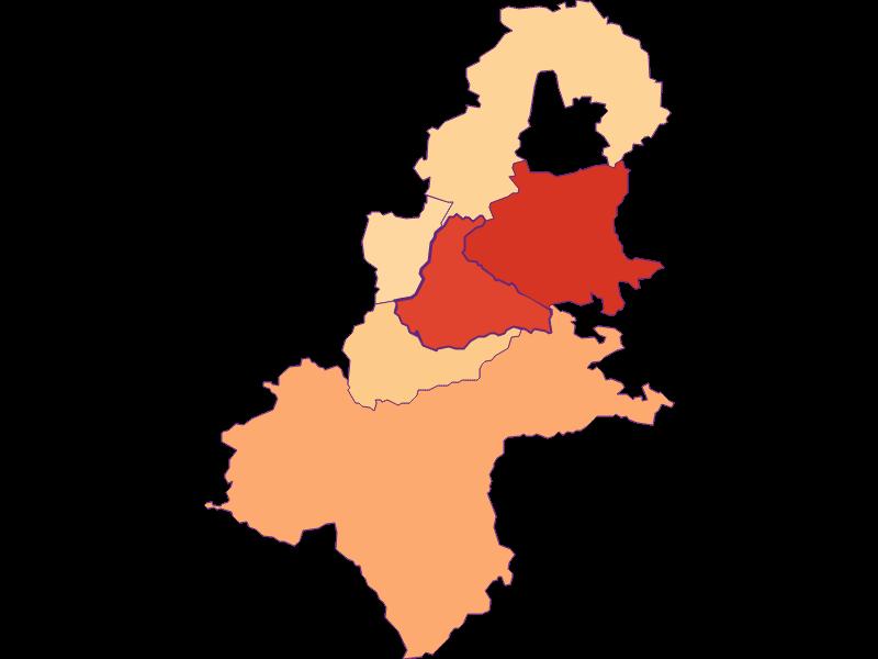 Household size in Allhartsberg