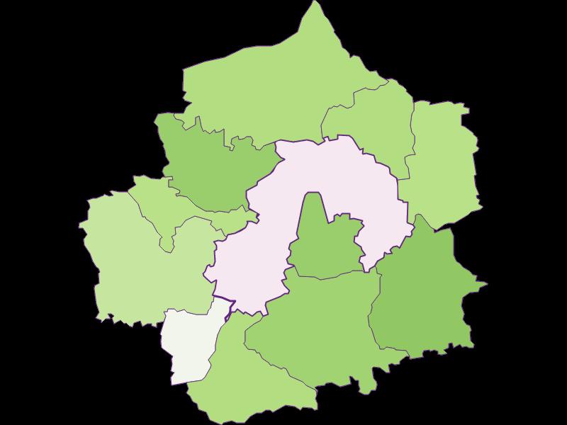 Заселенность в Amstetten