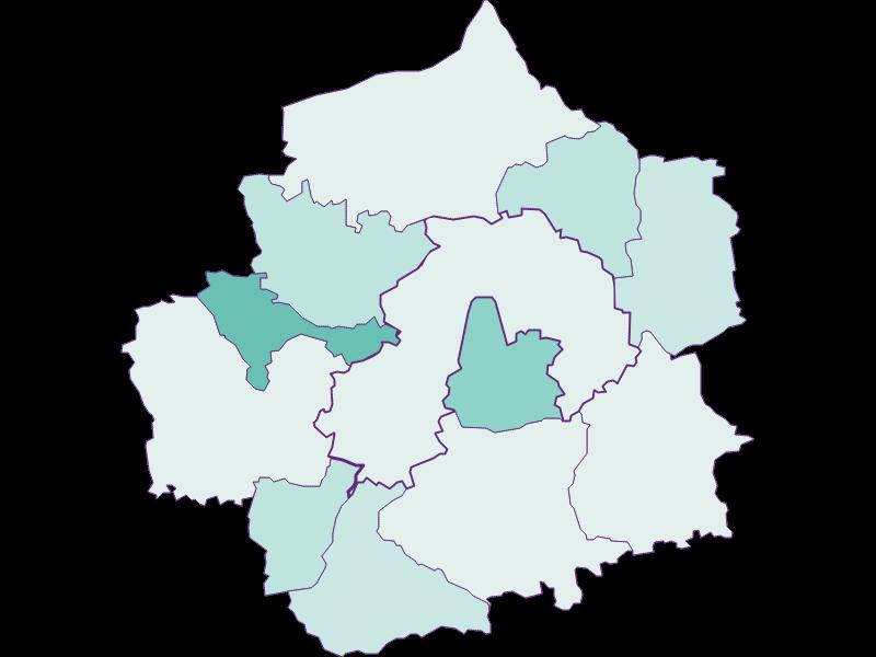 Демография с 2011 года в Amstetten
