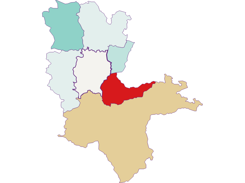 Демография с 2011 года в Biberbach