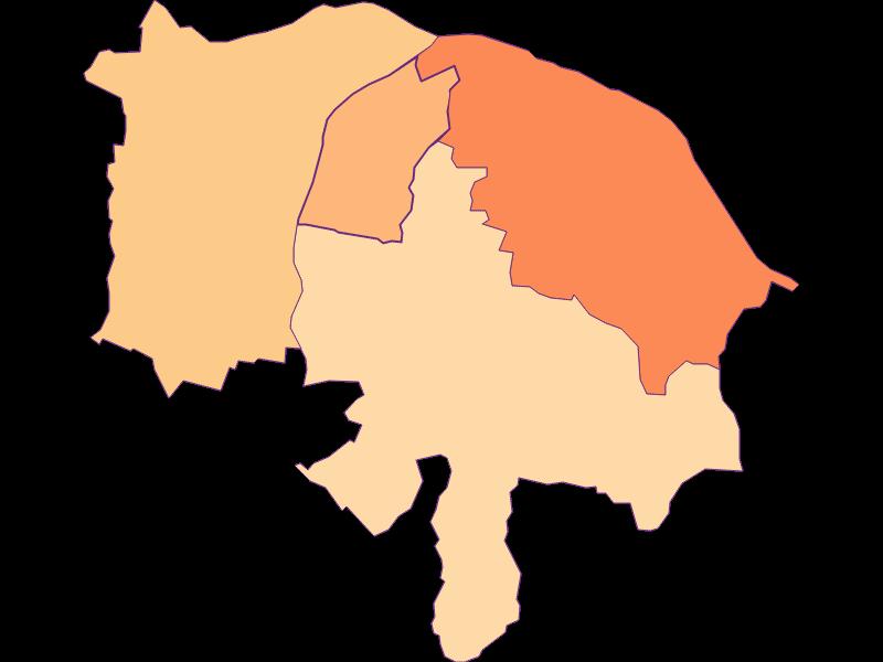 Размер домохозяйства в Ennsdorf