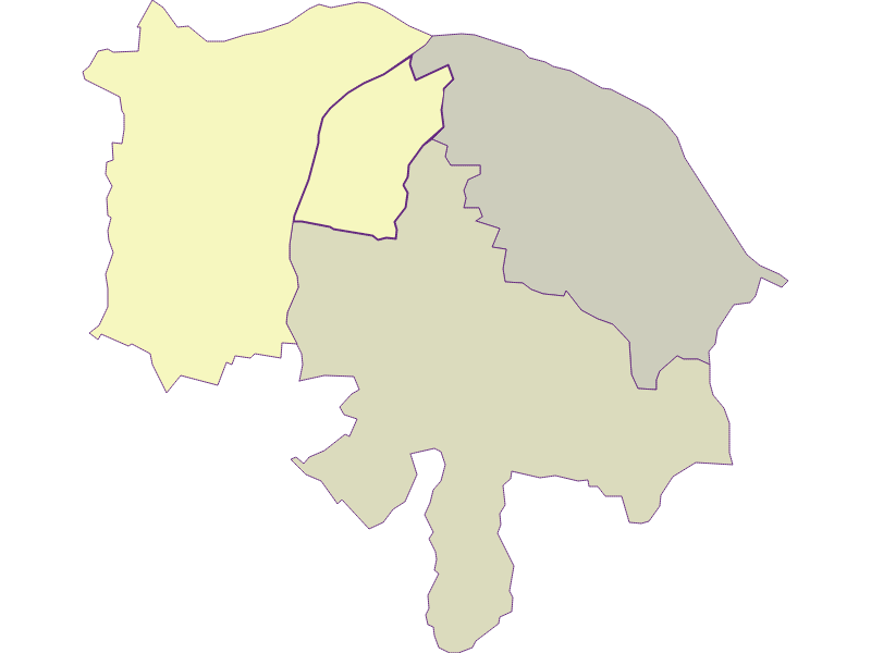 Farmers (comparison to federal state) in Ennsdorf
