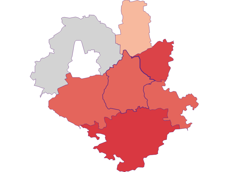 Activity rate in Euratsfeld