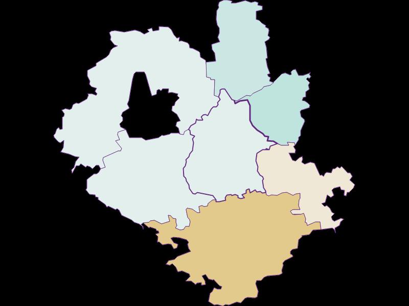Population development since 2011 in Euratsfeld