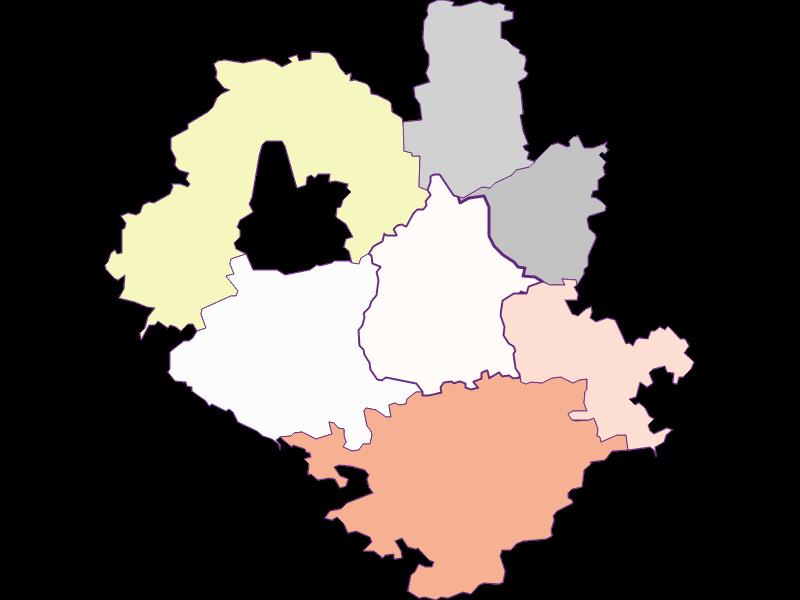 Farmers (comparison to federal state) in Euratsfeld