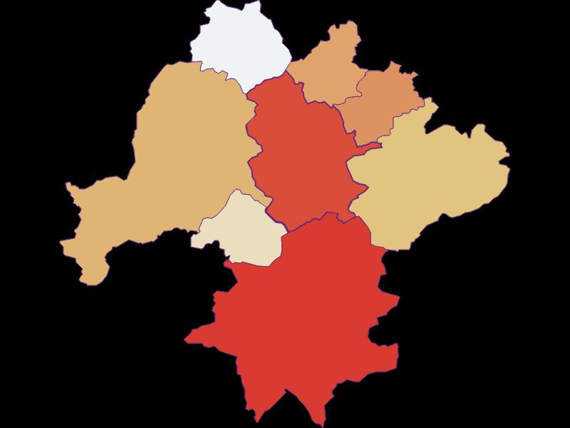 Демография с 1869 года в Hollenstein an der Ybbs