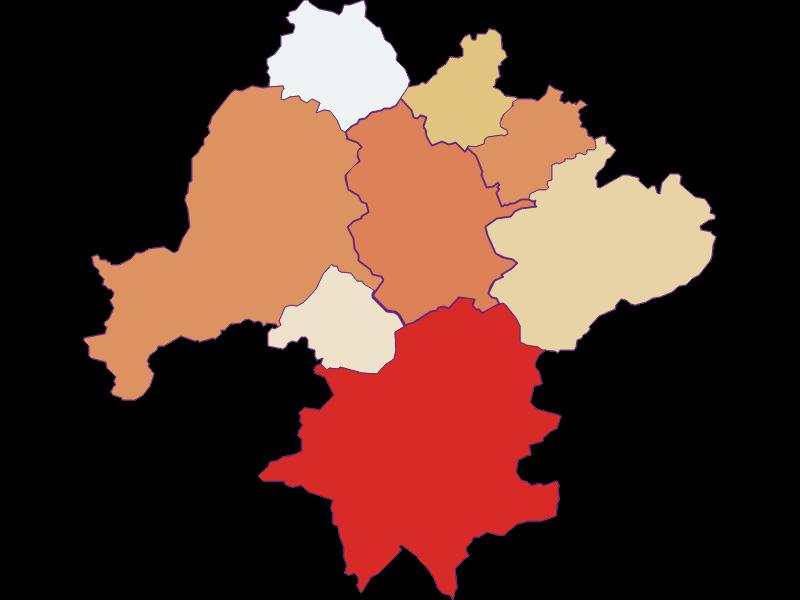 Демография с 1900 года в Hollenstein an der Ybbs