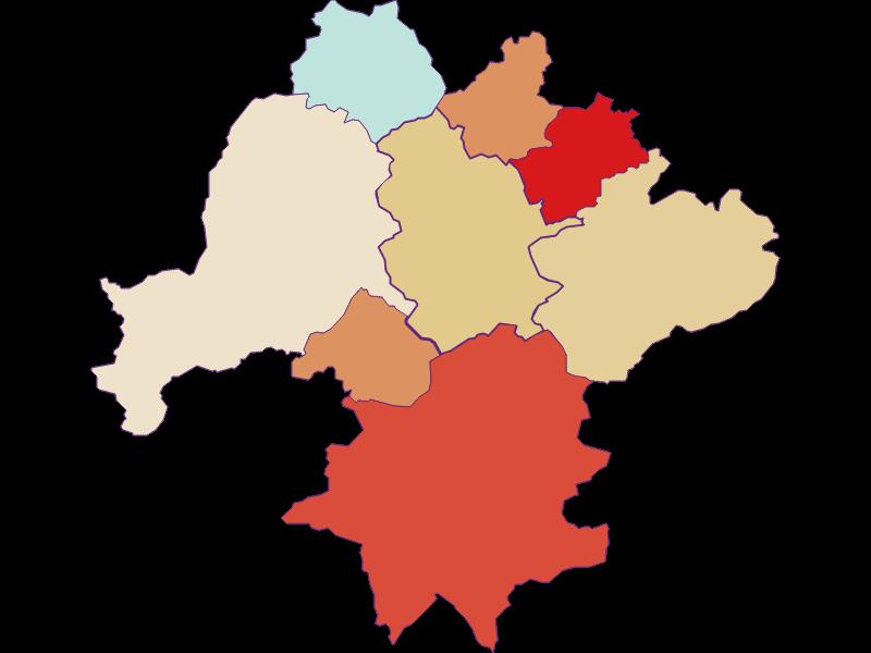 Демография с 2011 года в Hollenstein an der Ybbs