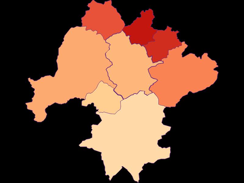 Размер домохозяйства в Hollenstein an der Ybbs
