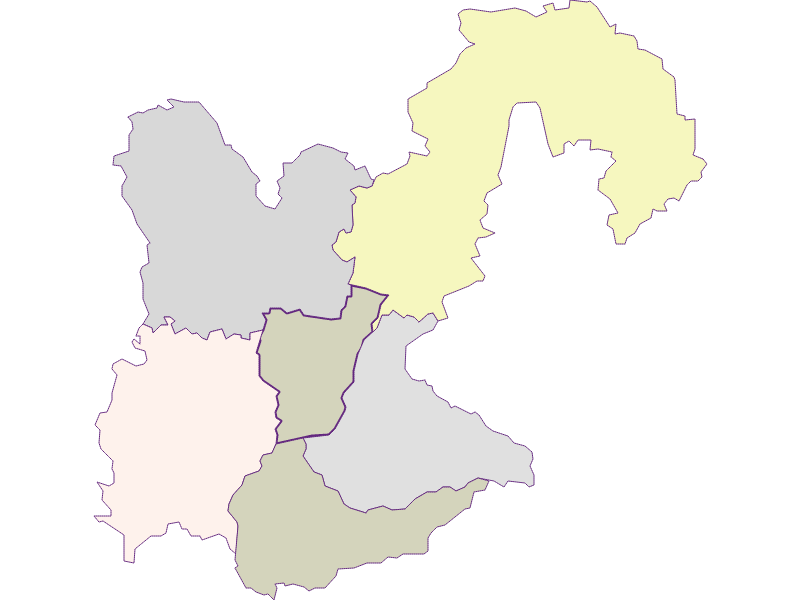 Farmers (comparison to federal state) in Kematen an der Ybbs