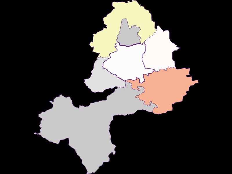 Farmers (comparison to federal state) in Neuhofen an der Ybbs