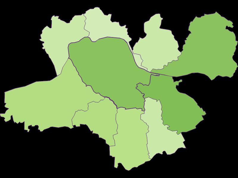 Заселенность в Neustadtl an der Donau