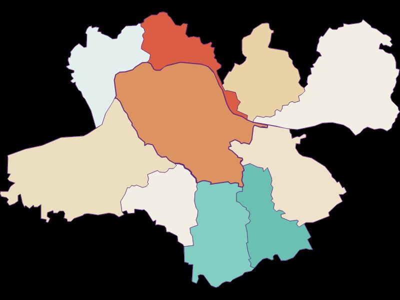Демография с 1869 года в Neustadtl an der Donau
