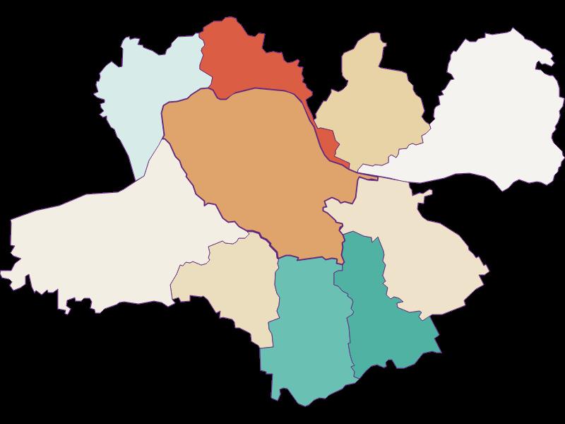 Демография с 1900 года в Neustadtl an der Donau