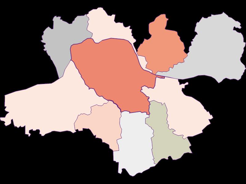 Фермеры (сравнение по Австрии) в Neustadtl an der Donau