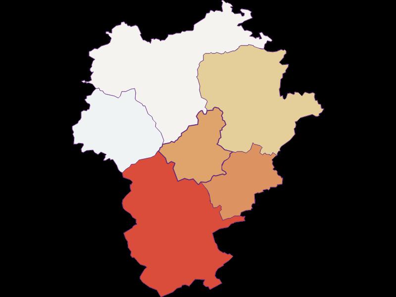 Демография с 1869 года в Opponitz