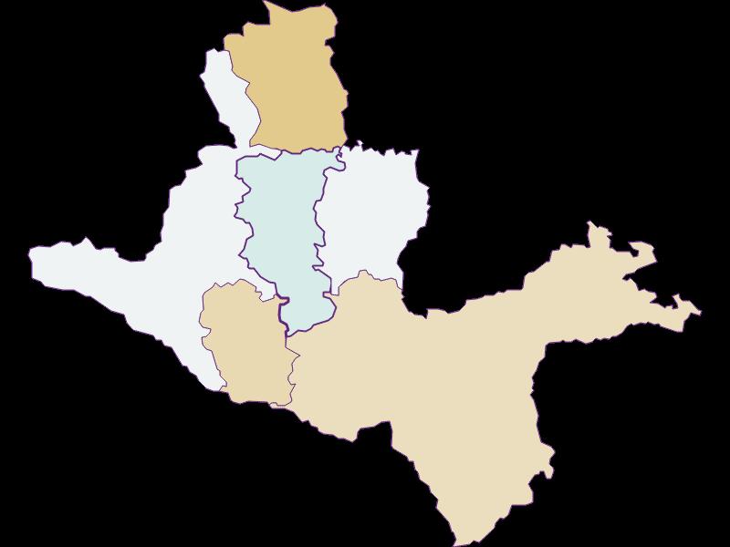 Population development since 1900 in Seitenstetten