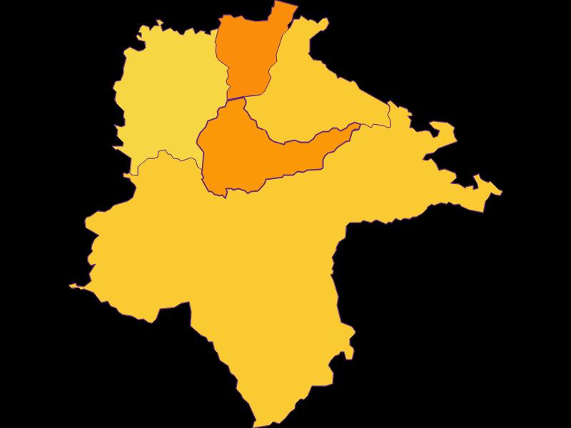 Плотность населения в Sonntagberg
