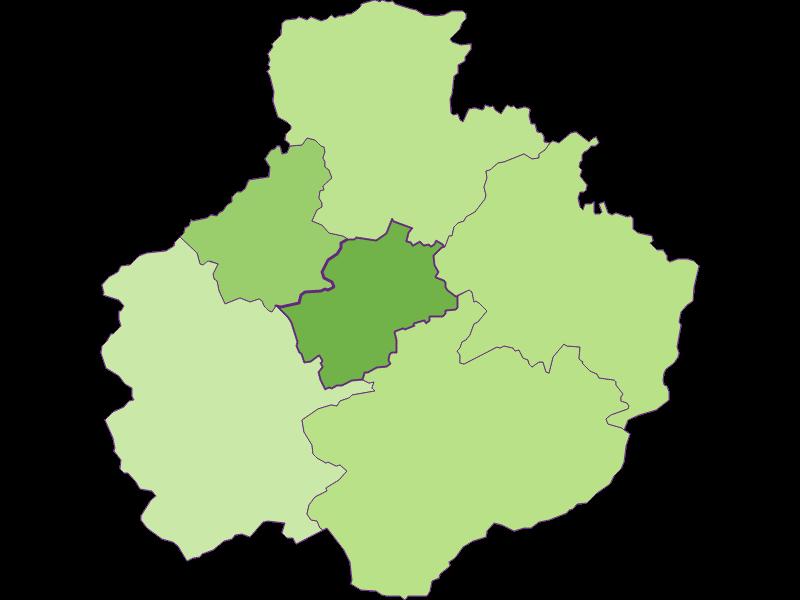Заселенность в St. Georgen am Reith