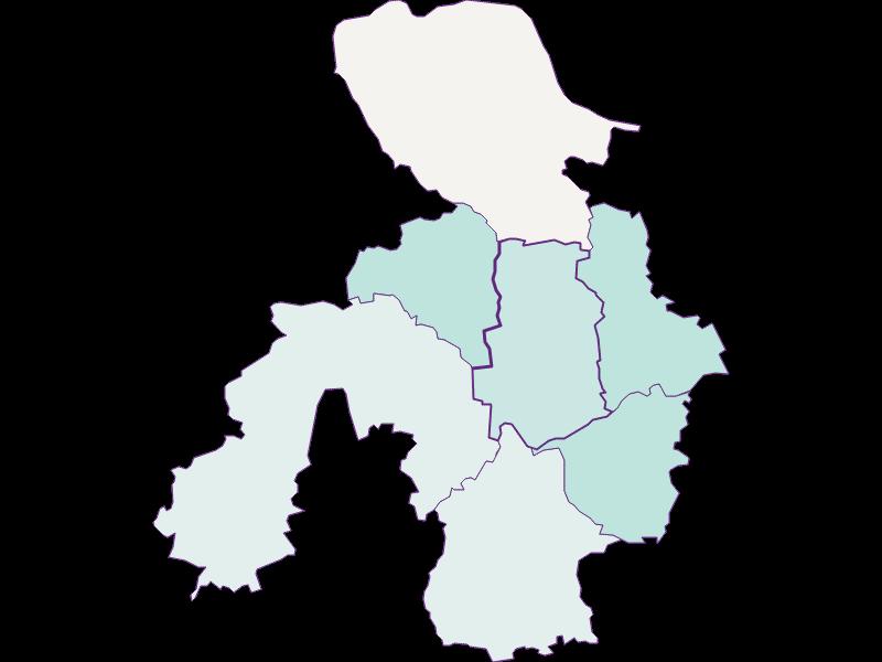 Population development since 2011 in St. Georgen am Ybbsfelde