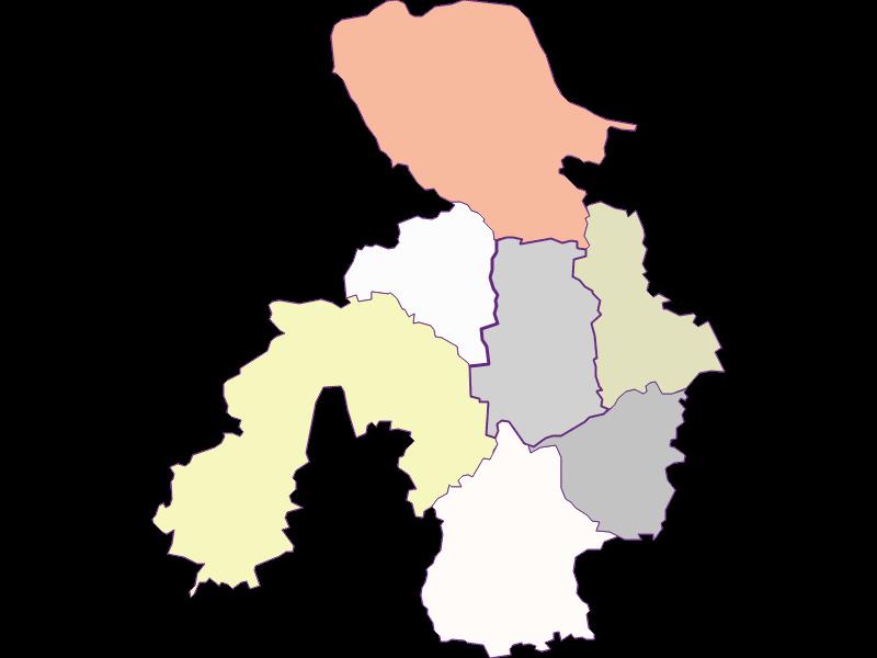 Farmers (comparison to federal state) in St. Georgen am Ybbsfelde