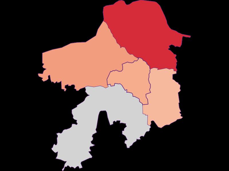 Activity rate in Viehdorf