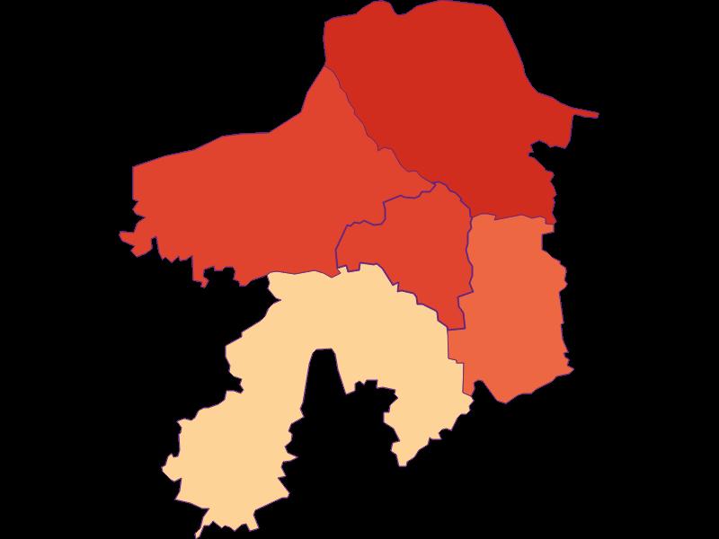 Household size in Viehdorf