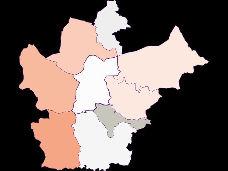 Фермеры (сравнение по Австрии) в Wallsee-Sindelburg