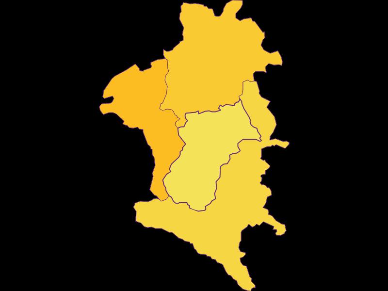 Population density in Weistrach