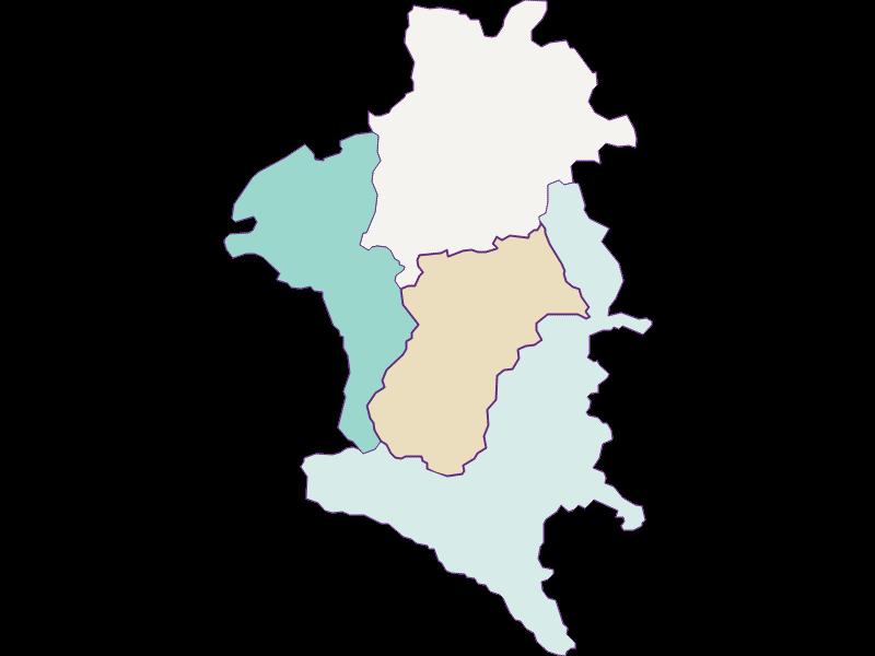 Population development since 1869 in Weistrach