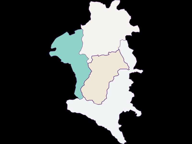 Population development since 1900 in Weistrach