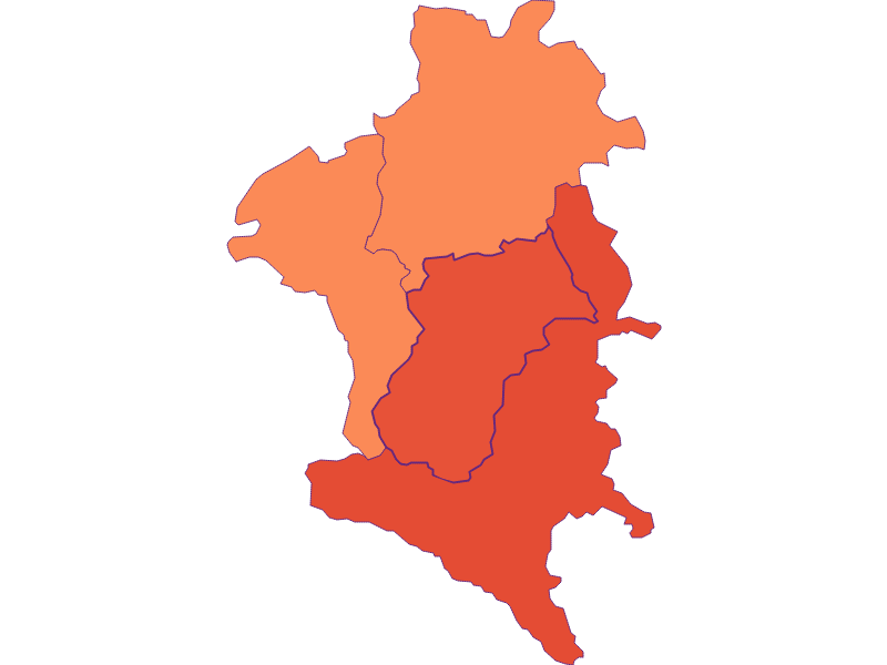 Household size in Weistrach