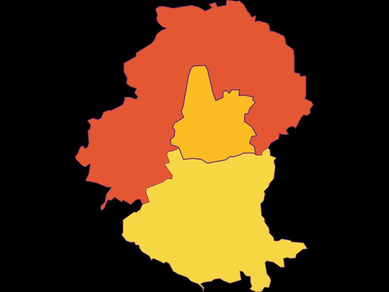 Плотность населения в Winklarn